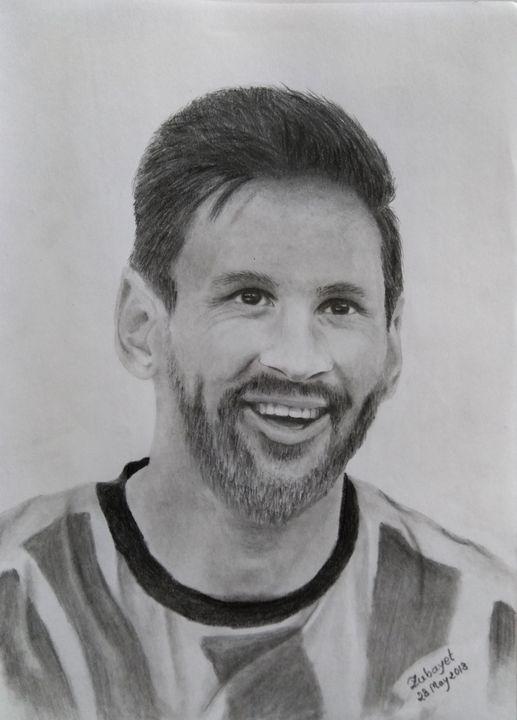 Leonel Messi - Zubayet Hossain