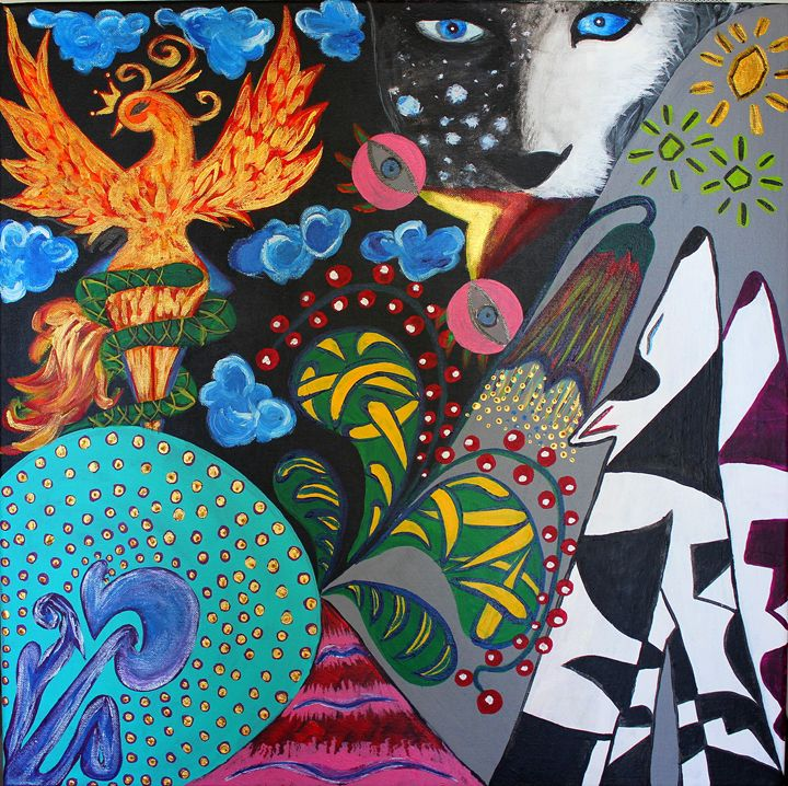 Fairy tale - Elena Kim
