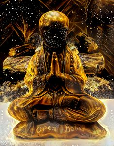 Open Belief Buddha