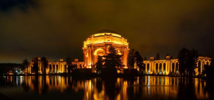 Fine Art of the Palace of Fine Arts - Jerome Paulos