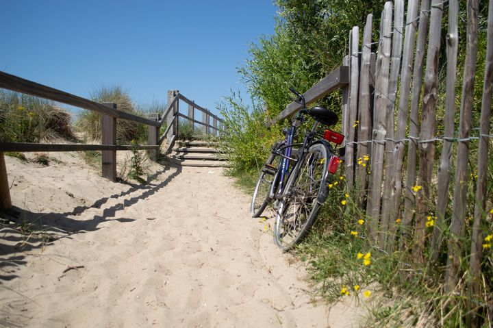 Bike to the Beach - Jerome Paulos