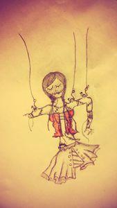 Love puppet