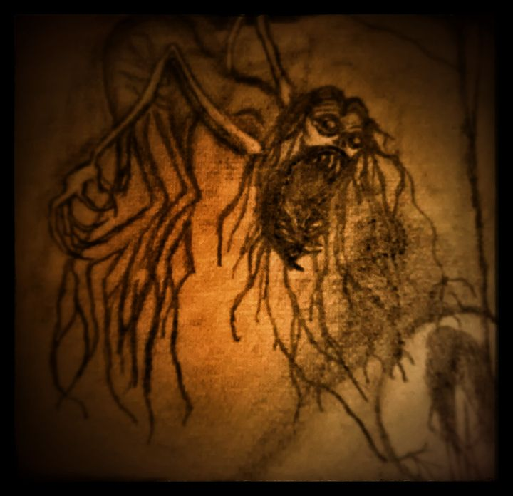 Demons in her head - Tracie Maciotok