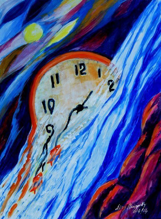 Falls of Time - Ajayparippally