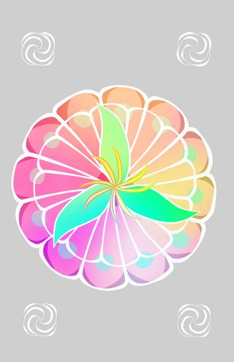 Illuminating Flower - Inuzuka