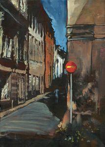 Spanish Alleyway