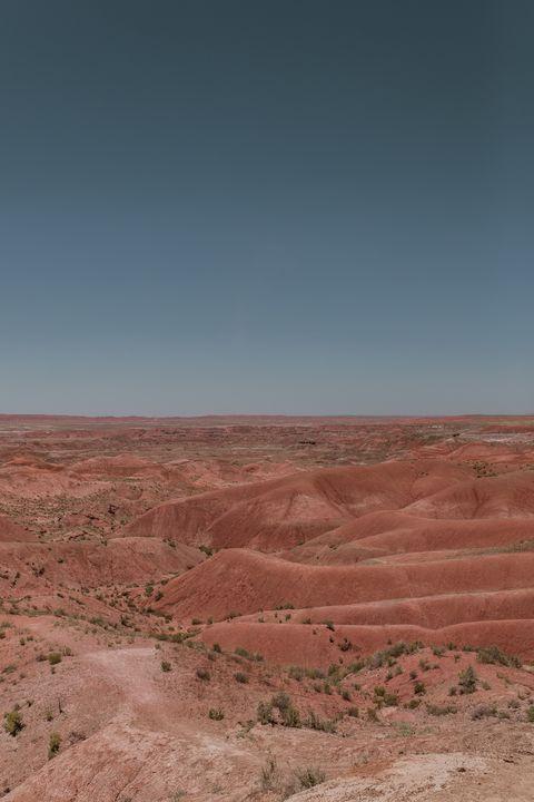 Painted Desert - Anita McLeod Photography