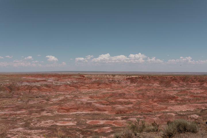 Painted Desert Arizona - Anita McLeod Photography