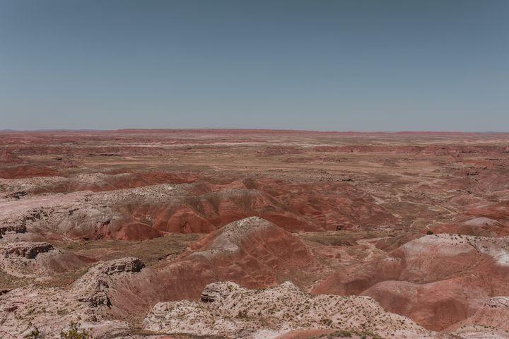 Different Views Painted Desert - Anita McLeod Photography
