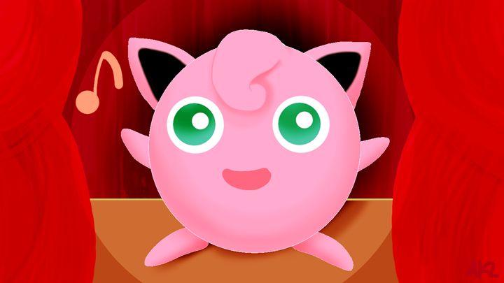 Jigglypuff - ZimmerPokes