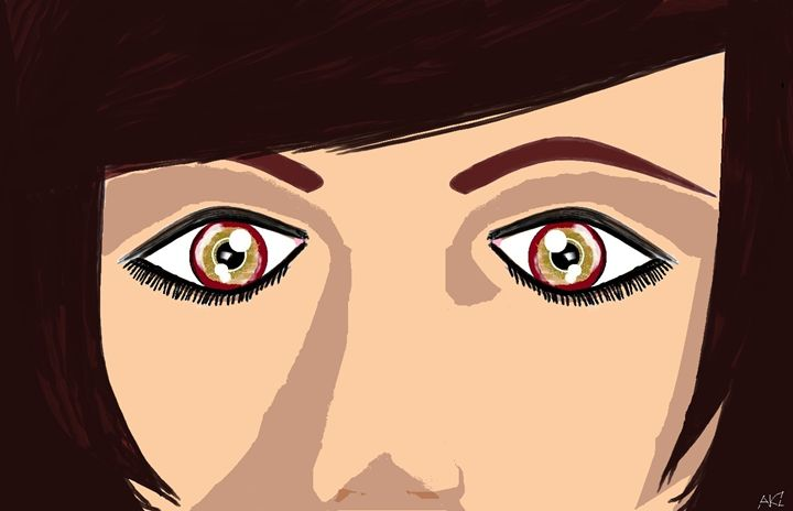 The Eyes Have It - ZimmerPokes