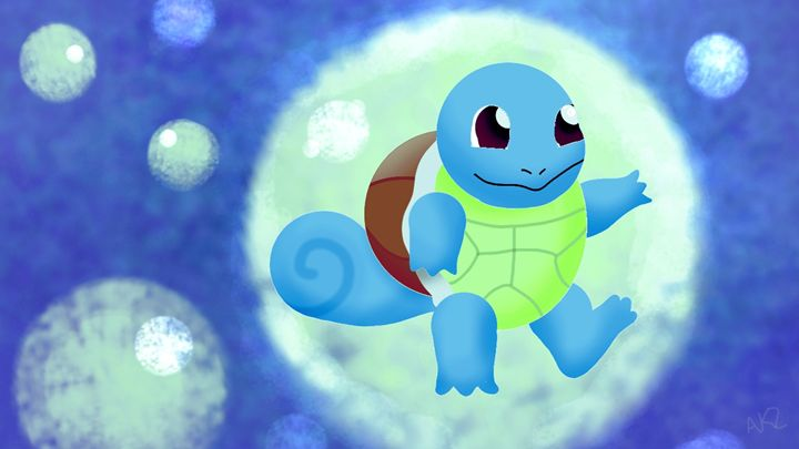 Squirtle - ZimmerPokes