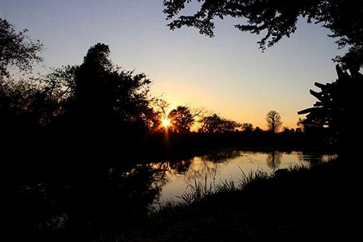 STUNNING SUNSET - TRUE AFRICAN ADVENTURES