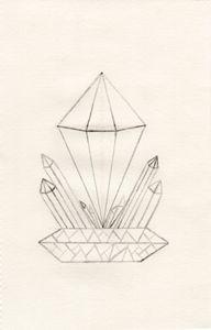 Crystal Formation Pedestal(no color)