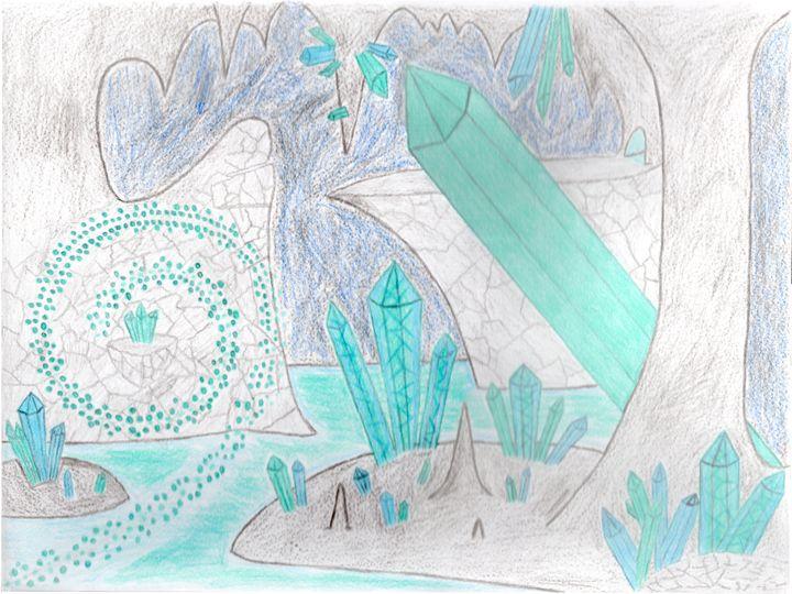 Crystal Cavern - Wolfe