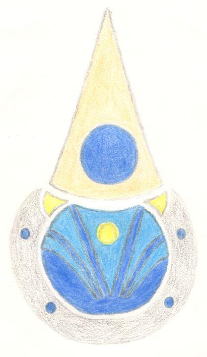 Sigil Amulet - Wolfe