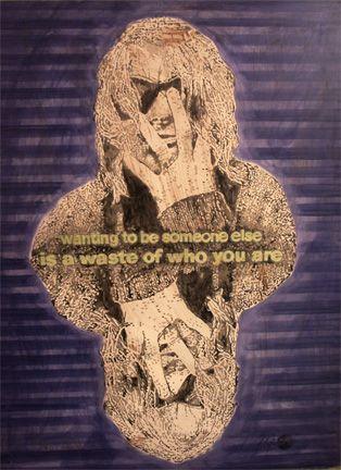 Kurt Kobain - macrioriginalart.com