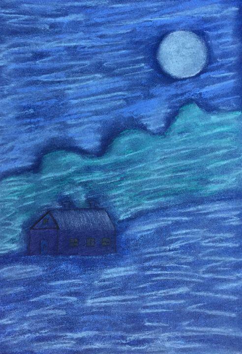 Moonlight night - Giart