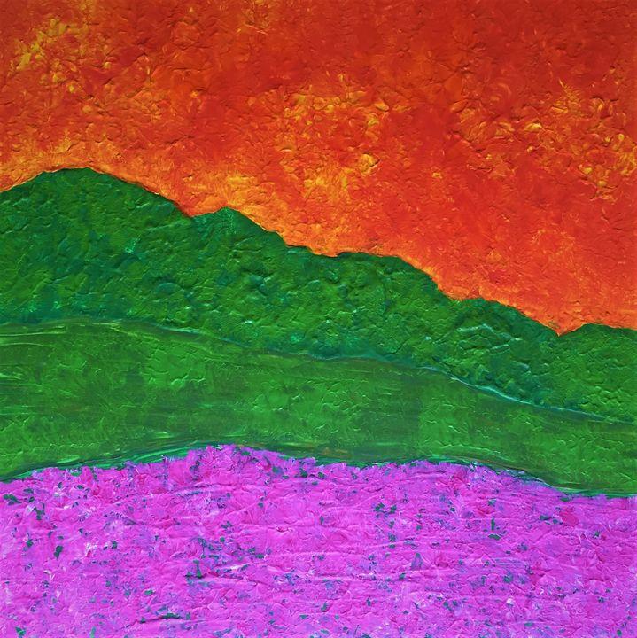 Summer Landscape - Giart