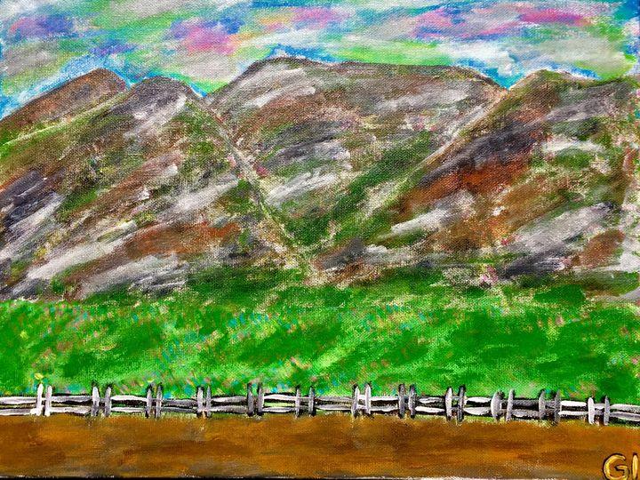 Mountains - Giart