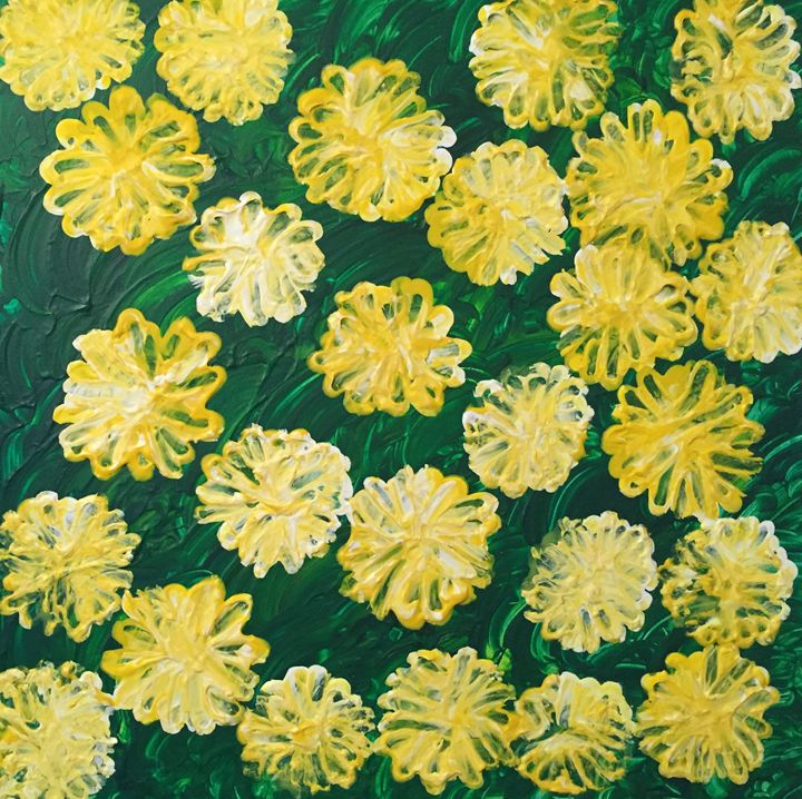 Dandelions - GI ART