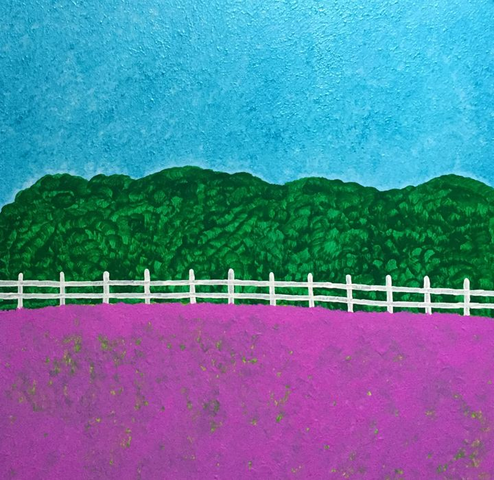 Lavender field - Giart