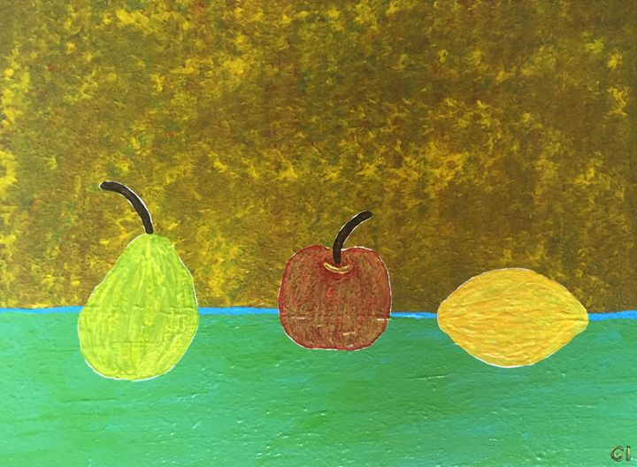 The fruit on the table - Giart