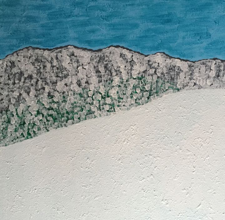 Winter in the mountains - Giart