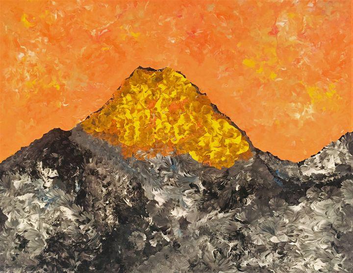 Sunset on Everest - GI ART