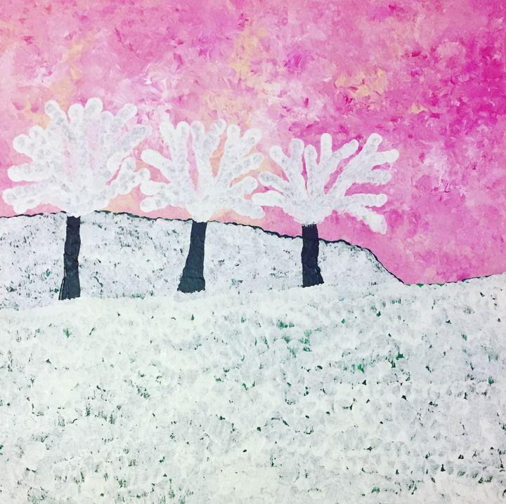 Winter evening - GI ART