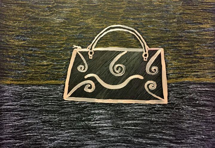 Bag on the table - Giart