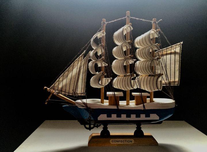 Sailing ship - Giart