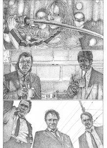 Triple Tarantino