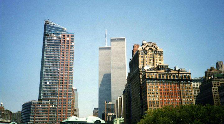 Good Morning, World Trade Center - Ben Salomonsky Photographic Designs