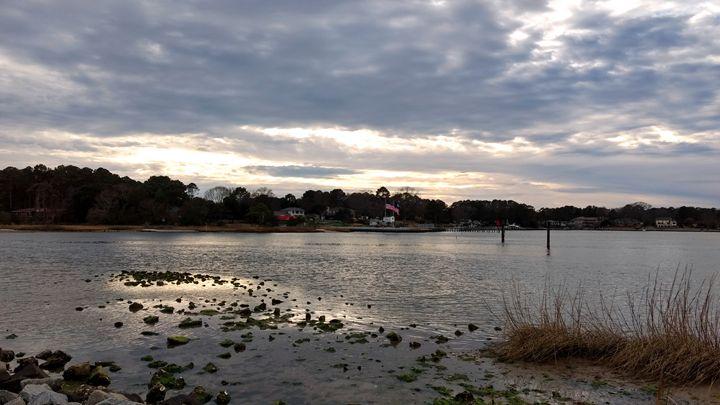 Riverfront View - Ben Salomonsky Photographic Designs
