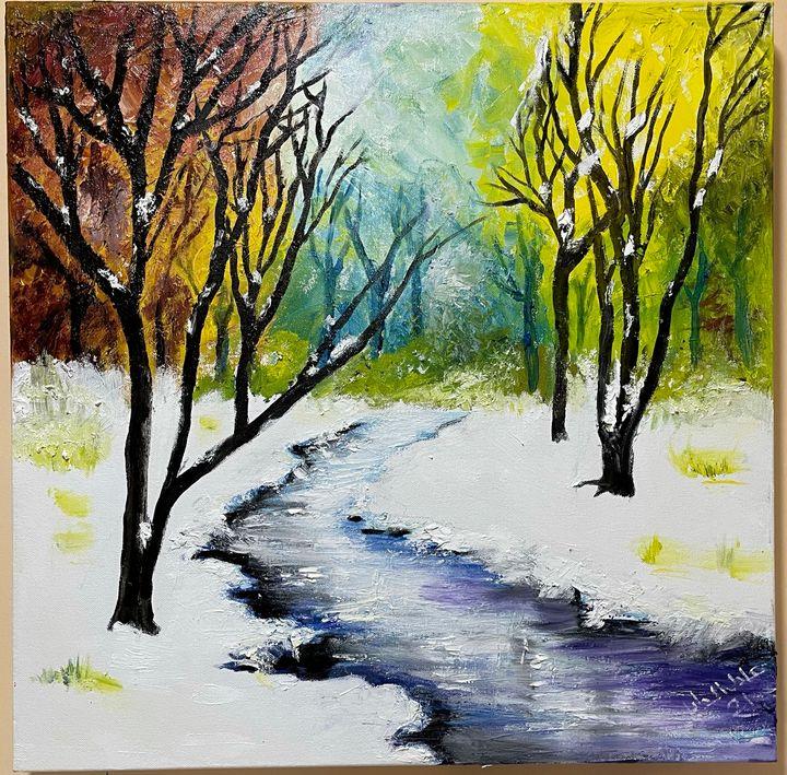 Melting Forest - Adel Arts