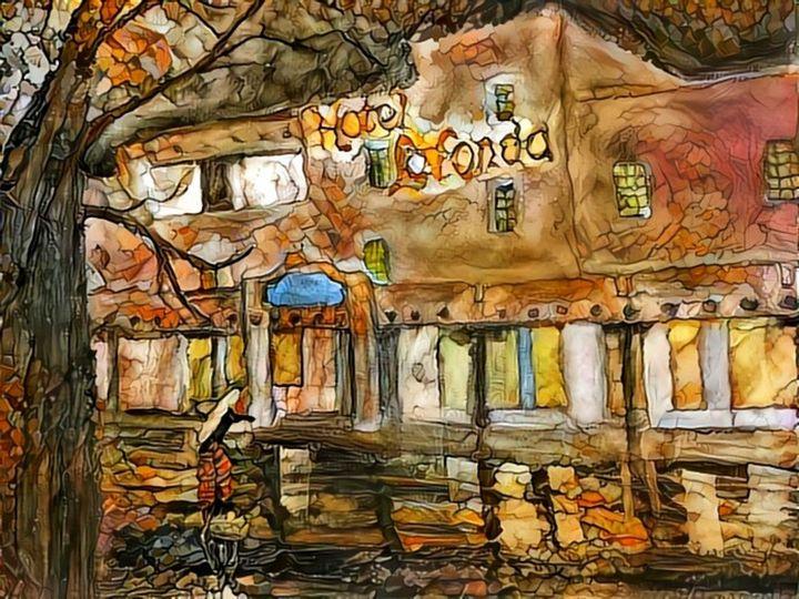 LaFonda Hotel - S.S. CROW