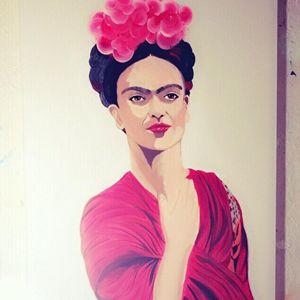 Frida Mi Amor