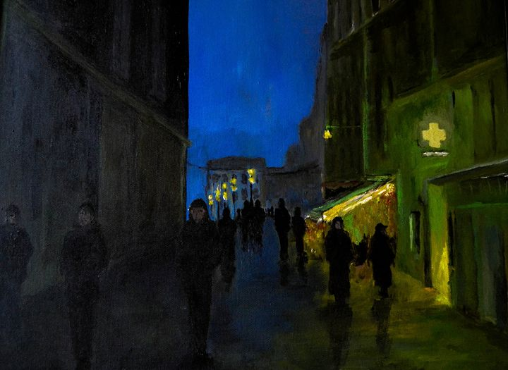 Venice Wet - Creations from Europe by TA Mabry