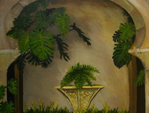 Pena, Sintra Alcove - Creations from Europe by TA Mabry