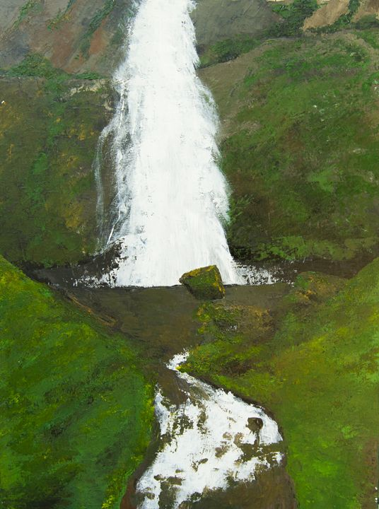 Multnomah From the Bridge - Creations from Europe by TA Mabry