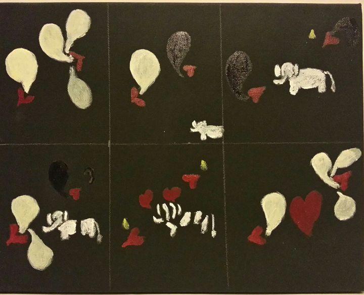 Destroying the White Elephant - Carmella Scott