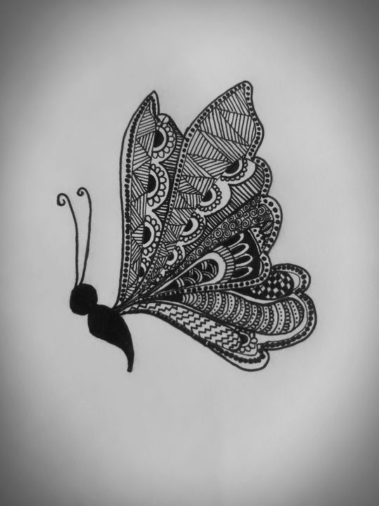 Butterfly - Ramyasree
