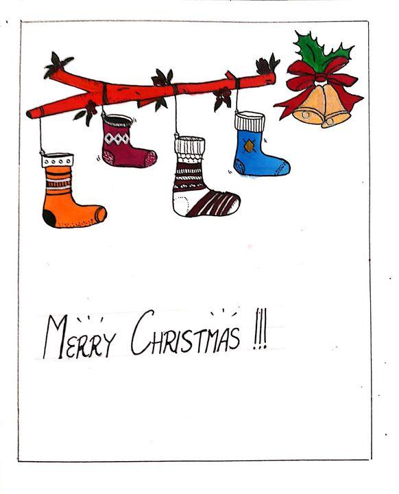 Christmas Time!! - Ramyasree