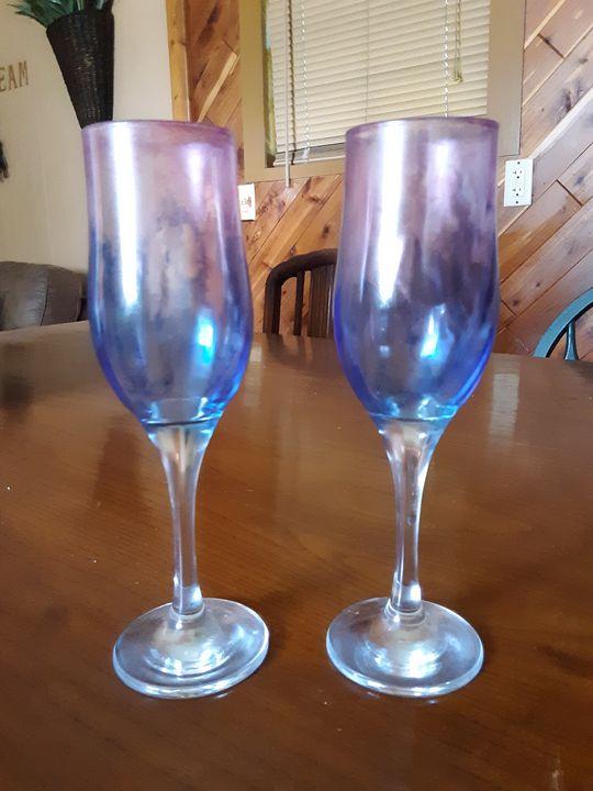 Wine glasses - Ax2