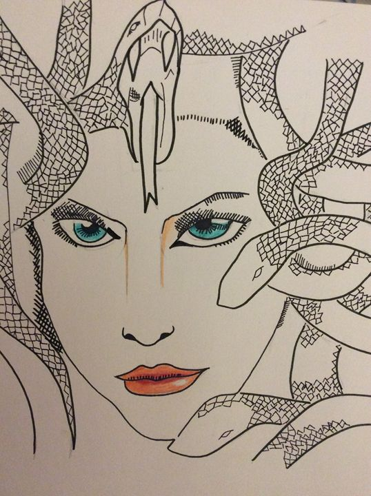 Medusa - My World My Imagination