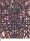 Stained Glass Jesus 2