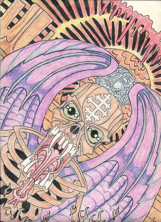 Demon of Death - Necromancer
