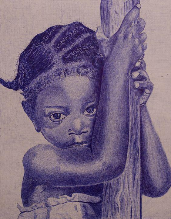 Olileanya - Johnprosper's Art