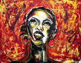 Acrylic, Oil on Canvas